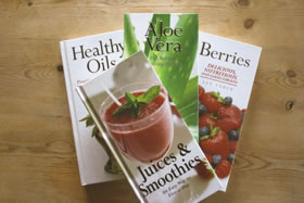 Healthy eating books